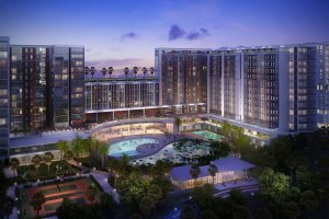 Paradise Mansion Apartment
