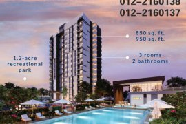 3 Bedroom Condo for sale in Rawang, Selangor