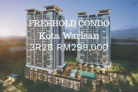 3 Bedroom Condo for sale in Kota Warisan, Selangor