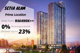4 Bedroom Apartment for sale in Setia Alam, Selangor