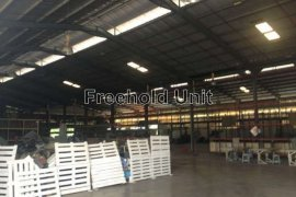Warehouse and factory for sale in Serendah, Ulu Selangor