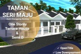4 Bedroom House for sale in Bukit Changgang, Selangor