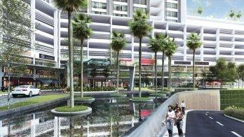Garden Boulevard & Garden Plaza