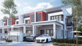 Sutera 2-Storey Terrace @ Warisan Puteri 2