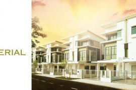 5 Bedroom Townhouse for sale in Opal Imperial, Johor Bahru, Johor