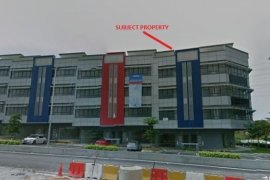 Shophouse for sale or rent in The Earth Residence Bukit Jalil