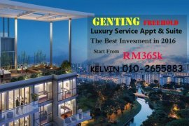 1 Bedroom Condo for sale in Pahang