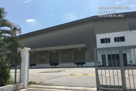 Warehouse / Factory for rent in Bukit Jelutong, Selangor