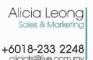 Alicia Leong