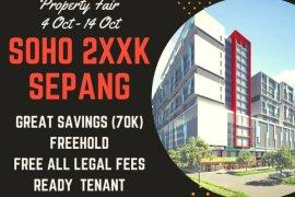 1 Bedroom Condo for sale in Core SoHo Suites, Sepang, Selangor