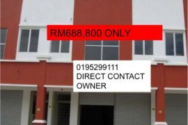 Shophouse for sale in Selangor