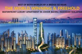 1 Bedroom Condo for sale in Johor