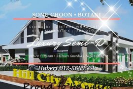 4 Bedroom House for sale in Perak