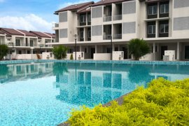 3 Bedroom Townhouse for rent in Raintree Park 2 @ Pearl City, Pulau Pinang