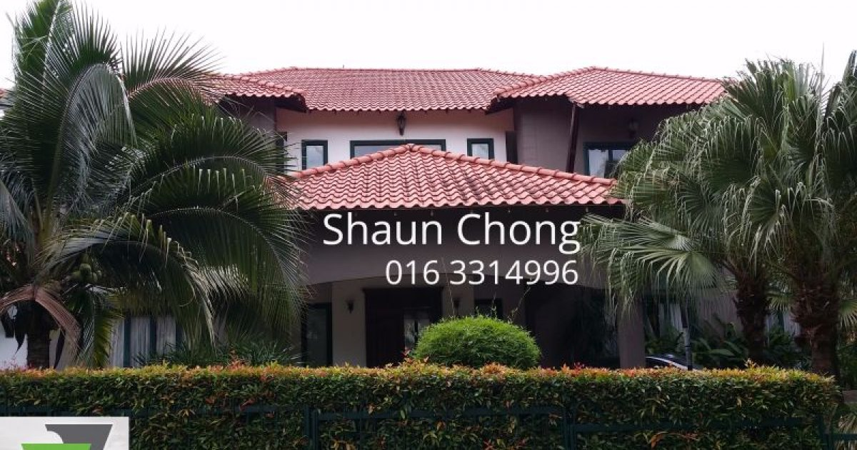 5 Bed Villa For Rent In Country Heights Kajang Rm13 000 1683193 Dot Property