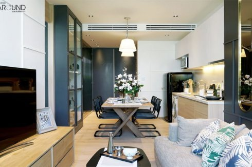1 Bedroom Condo for sale in Noble Around 33, Khlong Tan Nuea, Bangkok near BTS Phrom Phong