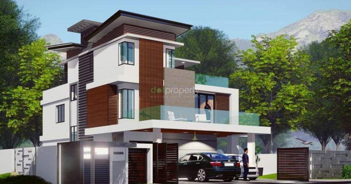 Banglo Mewah 3 Tingkat Taming Mutiara Sg Long Kajang House For Sale In Selangor Dot Property