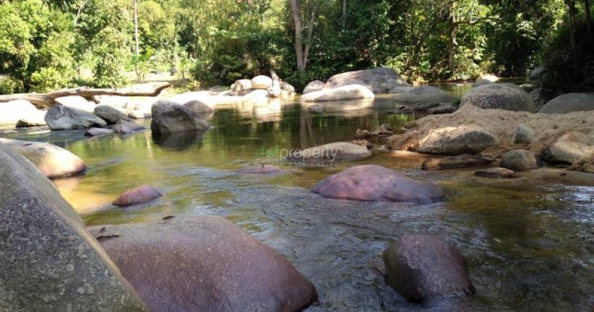 Tanah 1 6ekar Dan Sungai Cantik Berhampiran Rumah Hutan Dusun Bonda Batang Kali Land For Sale In Selangor Dot Property