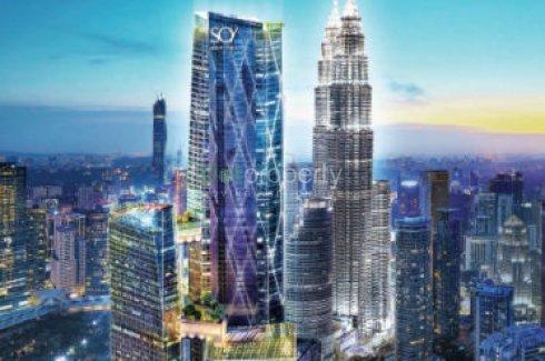 2 Bedroom Condo for sale in Kuala Lumpur