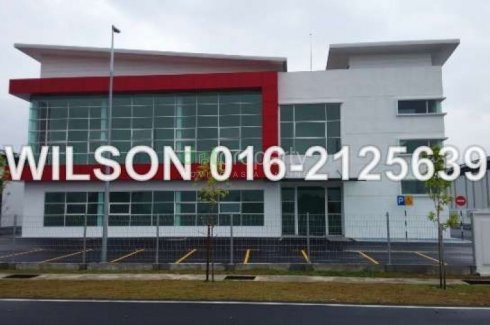 1 bedroom warehouse / factory for sale in Taman Mas, Batu Pahat