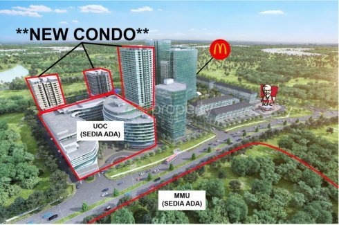 1 Bedroom Condo for sale in Sepang, Selangor