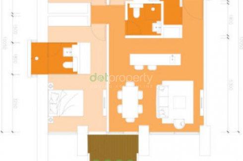 3 bedroom condo for sale in Lumi Tropicana