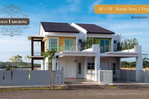 4 Bedroom House For In Melaka