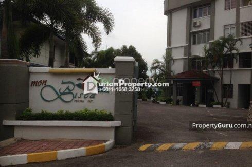 2 Bedroom Townhouse for rent in Johor