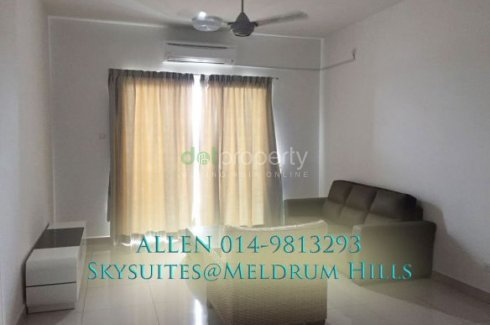 3 Bedroom Condo for rent in Jalan Bukit Meldrum, Johor