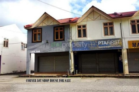 2 bedroom shophouse for sale in Terengganu