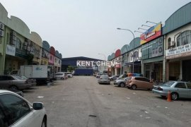 Warehouse / factory for sale in Kepong, Machang
